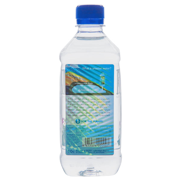 Fiji Water 500ml , Grocery-Drinks - HFM, Harris Farm Markets  - 2