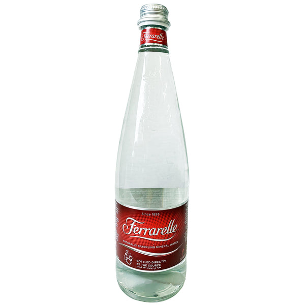 Ferrarelle - Naturally Sparkling Mineral Water (750mL)