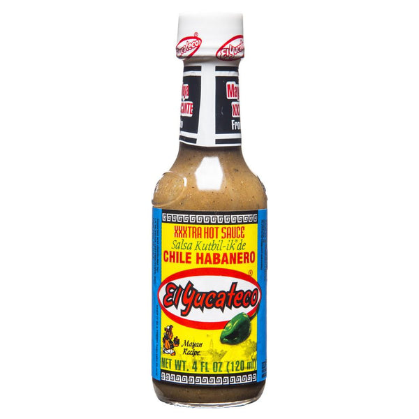 El Yucateco Xxxtra Hot Sauce 120mL , Grocery-Cooking - HFM, Harris Farm Markets  - 1