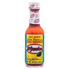 El Yucateco Hot Red Sauce 120ml , Grocery-Cooking - HFM, Harris Farm Markets  - 1