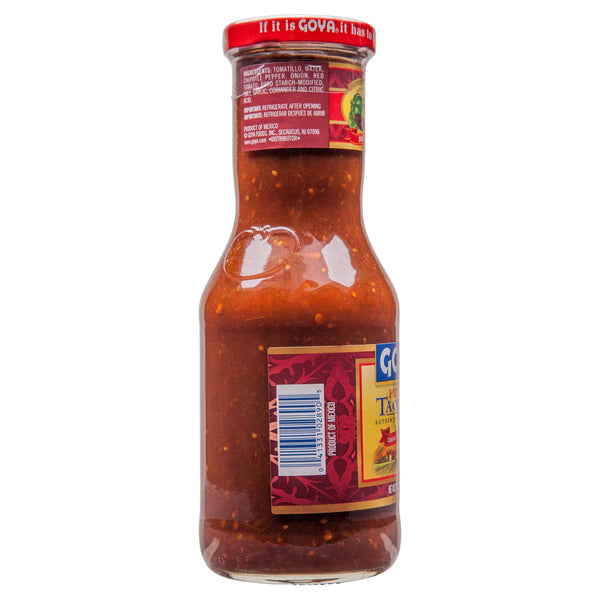 Goya Salsa Taquera Hot 500g , Grocery-Cooking - HFM, Harris Farm Markets  - 3