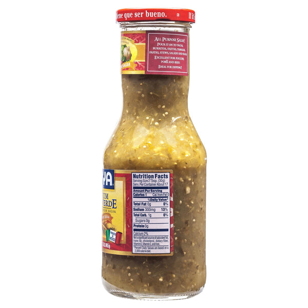 Goya Salsa Verde Medium 500g , Grocery-Cooking - HFM, Harris Farm Markets  - 2