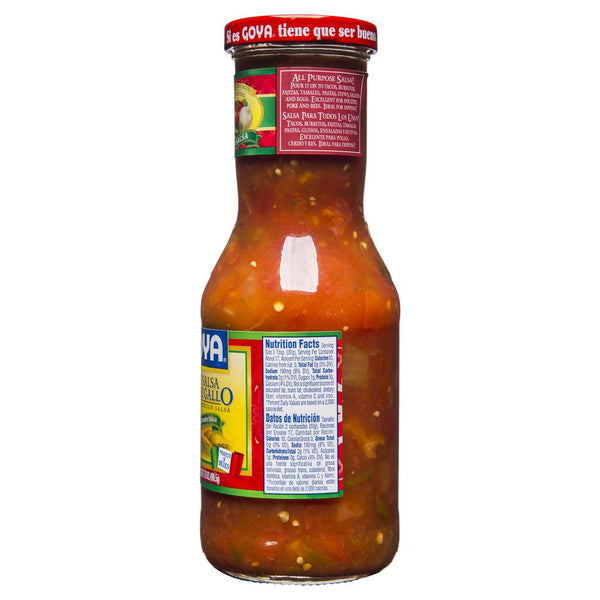 Goya Salsa Pico Mild 500g , Grocery-Cooking - HFM, Harris Farm Markets  - 2