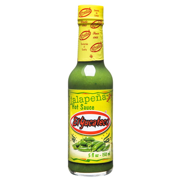 El Yucateco Jalapena Hot Sauce 150ml , Grocery-Cooking - HFM, Harris Farm Markets  - 1