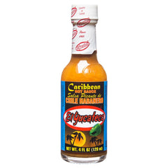 El Yucateco Caribbean Hot Sauce 120ml , Grocery-Cooking - HFM, Harris Farm Markets  - 1