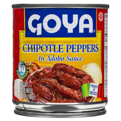Goya Chipotle Peppers Adobo Sauce 198g , Grocery-Antipasti - HFM, Harris Farm Markets  - 1