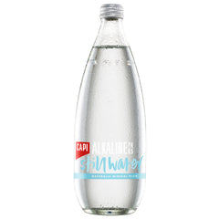Capi - Still Water - Alkaline PH8.5 - Glass Bottle (750mL)