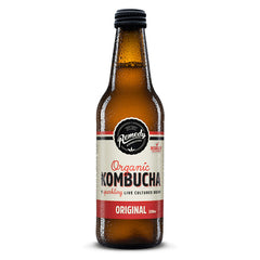Remedy - Drinks Organic Kombucha - Original (330mL)
