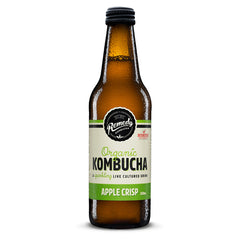 Remedy - Drinks Organic Kombucha - Apple Crisp (330mL)