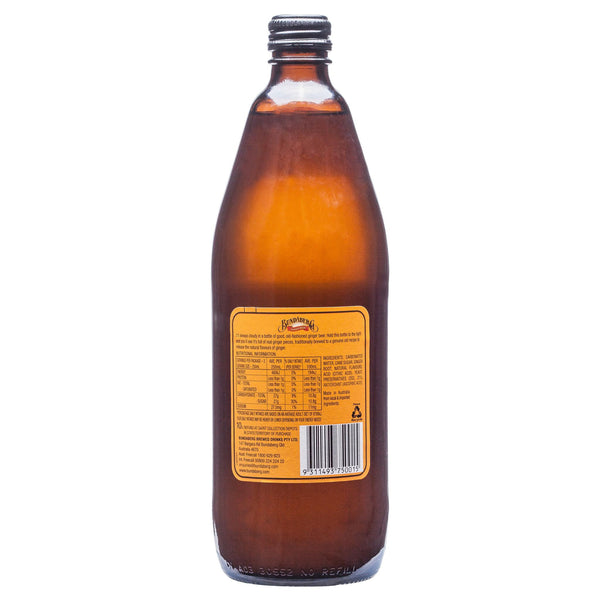 Bundaberg Ginger Beer 750ml , Grocery-Drinks - HFM, Harris Farm Markets  - 2