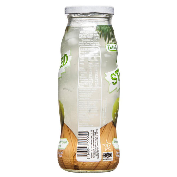 Dja Stripped Coconut Water 300mL , Grocery-Drinks - HFM, Harris Farm Markets  - 2