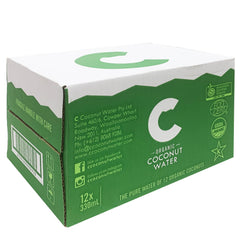 C Organic Coconut Water Case | Harris Farm Online