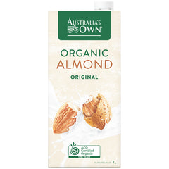 Australia's Own Organic Almond Milk | Harris Farm Online