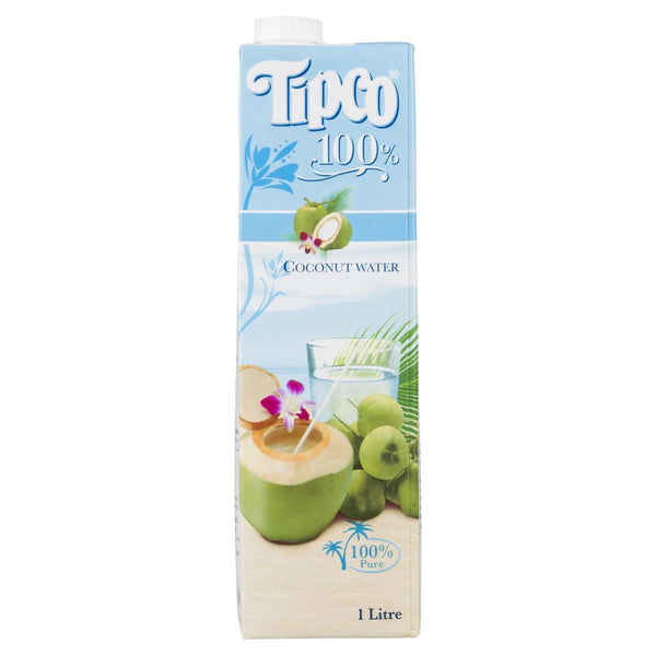 Tipco 100% Coconut Water 1L , Grocery-Drinks - HFM, Harris Farm Markets  - 1