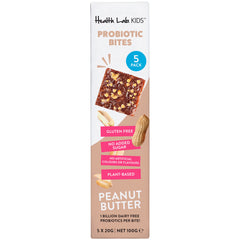 Health Lab KIDS Probiotic Peanut Butter Bites | Harris Farm Online