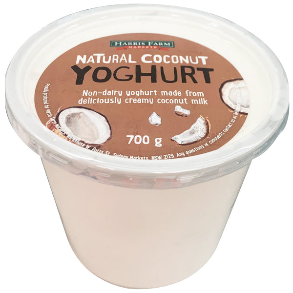 Harris Farm - Yoghurt Coconut Vegan (700g)