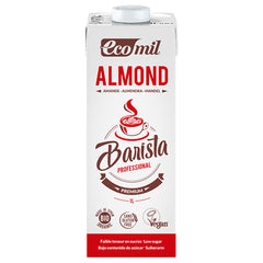 Ecomil - Barista Almond drink - No added sugar Bio (1L)