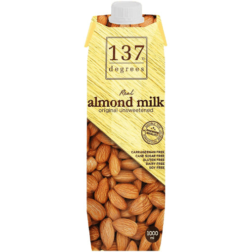 137C Degrees Almond Milk Unsweetened | Harris Farm Online