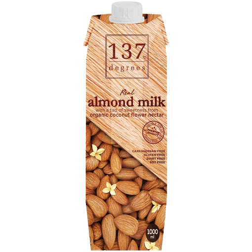 137C Degrees Almond Milk 1L