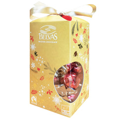 Belvas Organic Dark Chocolate 72% Candies with Hazelnuts | Harris Farm Online