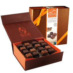 Belvas Praline Chocolate The Road to the Origins Gift Pack |  Harris Farm Online