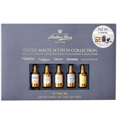 Anthon Berg Dark Chocolate Single Malts Scotch Collection | Harris Farm Online