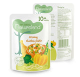 NZ Natureland - Baby Food - Creamy Chicken Pasta | Harris Farm Online