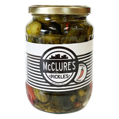 Mcclure's Pickles - Whole Spicy Dill (720g)