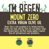 Mount Zero Organic Extra Virgin Olive Oil  | Harris Farm Online