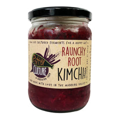 Bottled Culture - Kimchi - Raunchy Root (450g)