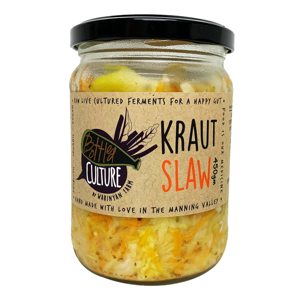 Bottled Culture - Kraut Slaw | Harris Farm Online