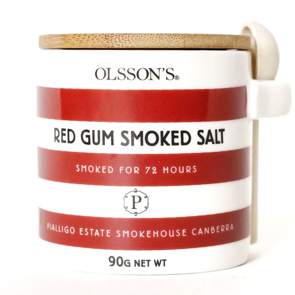 Olssons - Red Gum Smoked Salt (90g)