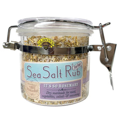 Olsson - Sea Salt Rub - Rosemary (100g)