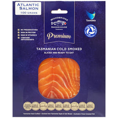 Woodbridge Smokehouse Cold Smoked Atlantic Salmon | Harris Farm Online
