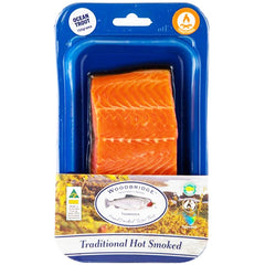Woodbridge Smokehouse Hot Smoked Ocean Trout | Harris Farm Online