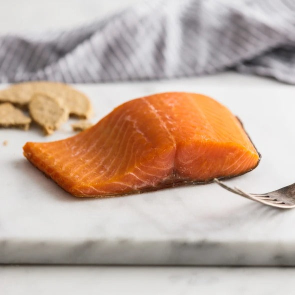 Woodbridge Smokehouse Hot Smoked Ocean Trout 150g