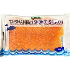 Salmon - Tasmanian Smoked (500g) Harris Farm