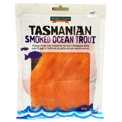Trout - Tasmanian Smoked Ocean (100g) Harris Farm