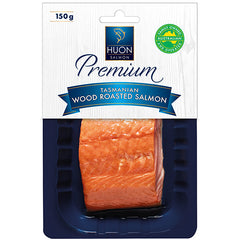 Huon Tasmanian Wood Roasted Salmon | Harris Farm Online