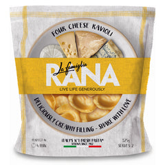 Rana - Fresh Pasta Ravioli - Four Cheese (325g)