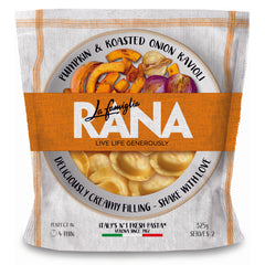 Rana - Fresh Pasta Ravioli - Pumpkin & Roasted Onion (325g)
