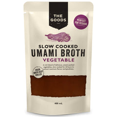 The Goods - Umami Broth - Vegetable (400mL)