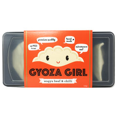 Gyoza Girl Wagyu Beef and Chilli x5 115g