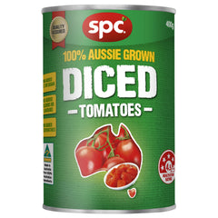SPC - Diced Tomatoes (400g)