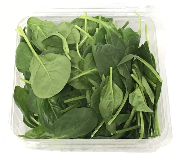 Salad - Baby Spinach Leaves - Prepack (120g)
