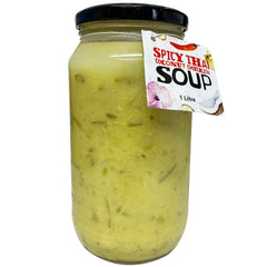 HFM Soup Jar - Spicy Thai Coconut Chicken Soup (1L)