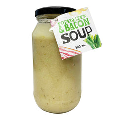 HFM Soup Jar - Potato, Leek and Bacon Soup (500mL)