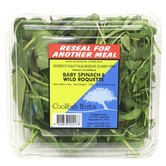 Salad Baby Spinach and Wild Roquette | Harris Farm Online