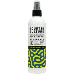 Counter Culture - Air and Fabric Freshener - Lemongrass - Probiotic Cleaning Tonic (300mL)