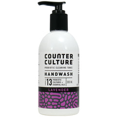 Counter Culture - Handwash Pump - Lavender - Probiotic Cleaning Tonic (300mL)